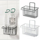 Home Kitchen Wall Mounted Accessories Strong Bearing Wrought Iron Storage Rack