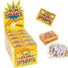 BOXES OF FUN SNAPS Rio Snappers Snap Jokes Pranks Celebrations Party 500 Snaps