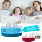 Adult Cpap Micro Anti Snoring Electronic Device Sleep Apnea Snore Aid Stopper