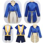 Baby Boys Prince Party Fancy Costume Halloween Cosplay Outfit Role Play Dress Up