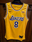 Kobe Bryant Los Angeles Lakers Yellow Gold jersey  #8 on eBay