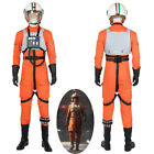 Star Wars Squadrons Pilot Uniform Costume Cosplay Suit Adult Outfit $147.89 USD on eBay