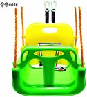 3-in-1 Child to Teenager Secure Swing with Snap Hooks and Hanger Belts