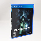 Death Mark Sony PS Vita Custom Replacement CASE ONLY