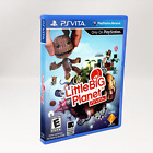 Little Big Planet PS Vita Sony PS Vita Custom Replacement CASE ONLY
