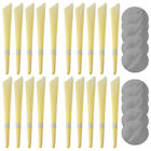 Earwax Candles Ear Candling Hollow Blend Cone Beeswax Cleaning