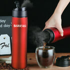 BENFUCHEN Portable Stainless Steel French Press Coffee Tea Maker Bottles Travel
