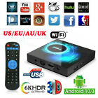 T95 4 64G Android 10.0 Keyboard 6K TV BOX WIFI Quad Core Media Player Home Movie