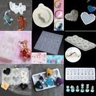 Resin Casting Molds Silicone Diy Mold Jewelry Pendant Mould Making Craft Tool 3d