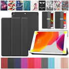 """Magnetic Ultra thin Leather Case Smart Stand Cover For iPad 8th Gen 10.2"""" 2020"""