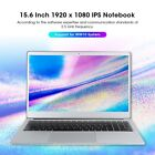 Notebook Laptop 15.6inch 8g 512g Pc Portable 1920x1080 Computer For Windows 10