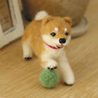 Hamanaka English Japanese Wool Needle Craft Felting KIT Dog Shiba inu H441-361