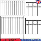 Garden Fence Outdoor Border Edging Fencing Barrier Fence Panel Privacy Fence