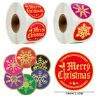 Gifts Decoration Christmas Stickers Seal Sticker Merry Christmas Adhesive Label