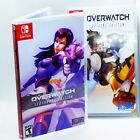 Overwatch Custom Case Only Nintendo Switch  No Game Reproduction