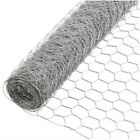 Galvanised Wire Netting Chicken Rabbit Poultry Pet Pens Runs Cages Fencing Net
