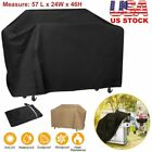 58-Inch Grill Cover BBQ Cover Heavy Duty UV & Dust & Water Resistant Waterproof