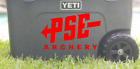 Pse Archery Die-cut Vinyl Decal Sticker      20 Colors Available