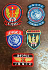 Godzilla King of Monsters G-Force Patch Collection- Your Choice of 5 Diff & Sets