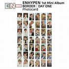 Enhypen 1st Mini Album Border Day One Official Photocard Dusk Dawn Ver. Kpop