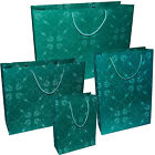 NEW PAPER BAG GLOSSY FLOWER PRINTED BAGS KRAFT SOS FOOD LUNCH PARTY BAGS