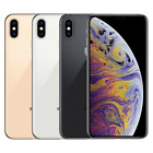 Apple iPhone XS Max 256GB Verizon GSM Unlocked T-Mobile AT&T 4G Gold Gray Silver