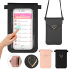 Women Mini Touch Screen Crossbody Phone Purse Wallet Shoulder Bag Pouch Handbag