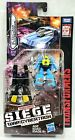 New TRANSFORMERS Micromasters WFC Seige Earthrise Action Figure - Hasbro