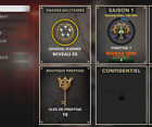 BLACK OPS COLD WAR XP LOBBY LEVEL 1000 INSTANT & ALL GUNS LVL 55 FAST AND CHEAP