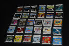#1 Lot Authentic Nintendo Ds/3Ds  Pick What You Need ~ Buy More & Save