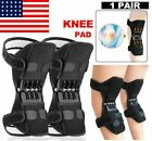 Joint Support Knee Pads Power Spring Loaded Rebound Sports Lift Protection