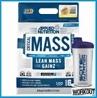 Applied Nutrition Critical MASS 6kg Lean Mass Gainer Muscle Growth + Free Shaker