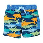 Mud Pie E1 Baby Boy Beach Shark Swim Trunks 11020073 Choose Size