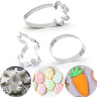 Baking Pastry Tool Biscuit Mould Easter Cookies Cutter Cake Mold Easter Rabbit