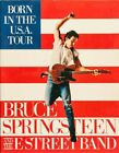 BRUCE SPRINGSTEEN - Born In The USA Tour (1984) - Music Concert Poster Art Print