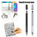 Touch Screen Pen Stylus Universal For iPhone iPad Samsung Tablet Phone PC 2in1