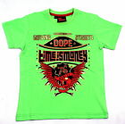 Внешний вид - Time is Money kids t shirt, children hip hop urban tees, foil, rhinestone lime