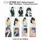 IZ*ONE 2021 One The Story Online Concert Trading card Photocard Choi Yena KPOP