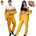 Mens Oktoberfest Suit Beer Role Play Adult Beer Suit Deluxe Male Halloween Set
