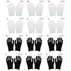 Cotton Lightweight and Thin Working Gloves for Coin Jewelry Silver Inspection