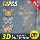 3d Butterfly Wall Stickers Mural Diy Home Decor Wedding Decoration Wall Decal