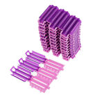 36Pcs Hairdressing Styling Wave Perm Rod Corn Hair Clip Curler DIY Tools New