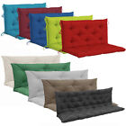 Replacement Cushion For Garden Swing Chair Bench Seat Backrest Furniture Mat Pad