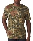 Men's Mossy Oak Camouflage T-Shirt S To 4x