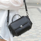 Women's real leather single shoulder bag messenger bag French handbag purse