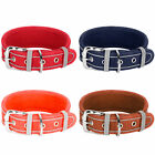 4 Colors Adjustable Leather Collar Dog Puppy Collar Decor Size S M L Pet Supply