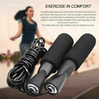 Speed Skipping Jump Rope Adjustable Sports Exercise Gym Fitness Equipment Aerobi