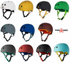 TRIPLE 8 - Brainsaver Rubber Helmet + Sweatsaver (NEW)