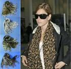 New Animal Print Pashmina Cashmere Shawl Scarf Wrap Hot