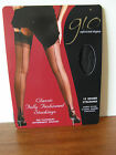 GIO FULLY FASHIONED STOCKINGS CUBAN HEEL PERFECTS CLEARANCE RRP£19.65 NOW £12.95